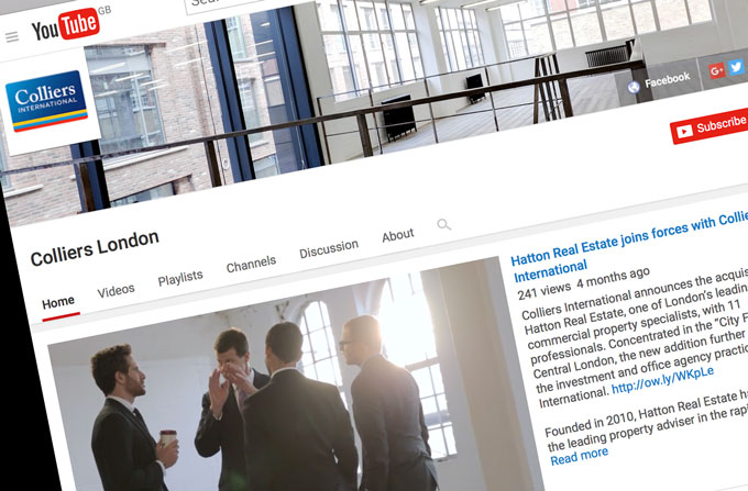 Commercial Properties Colliers International London