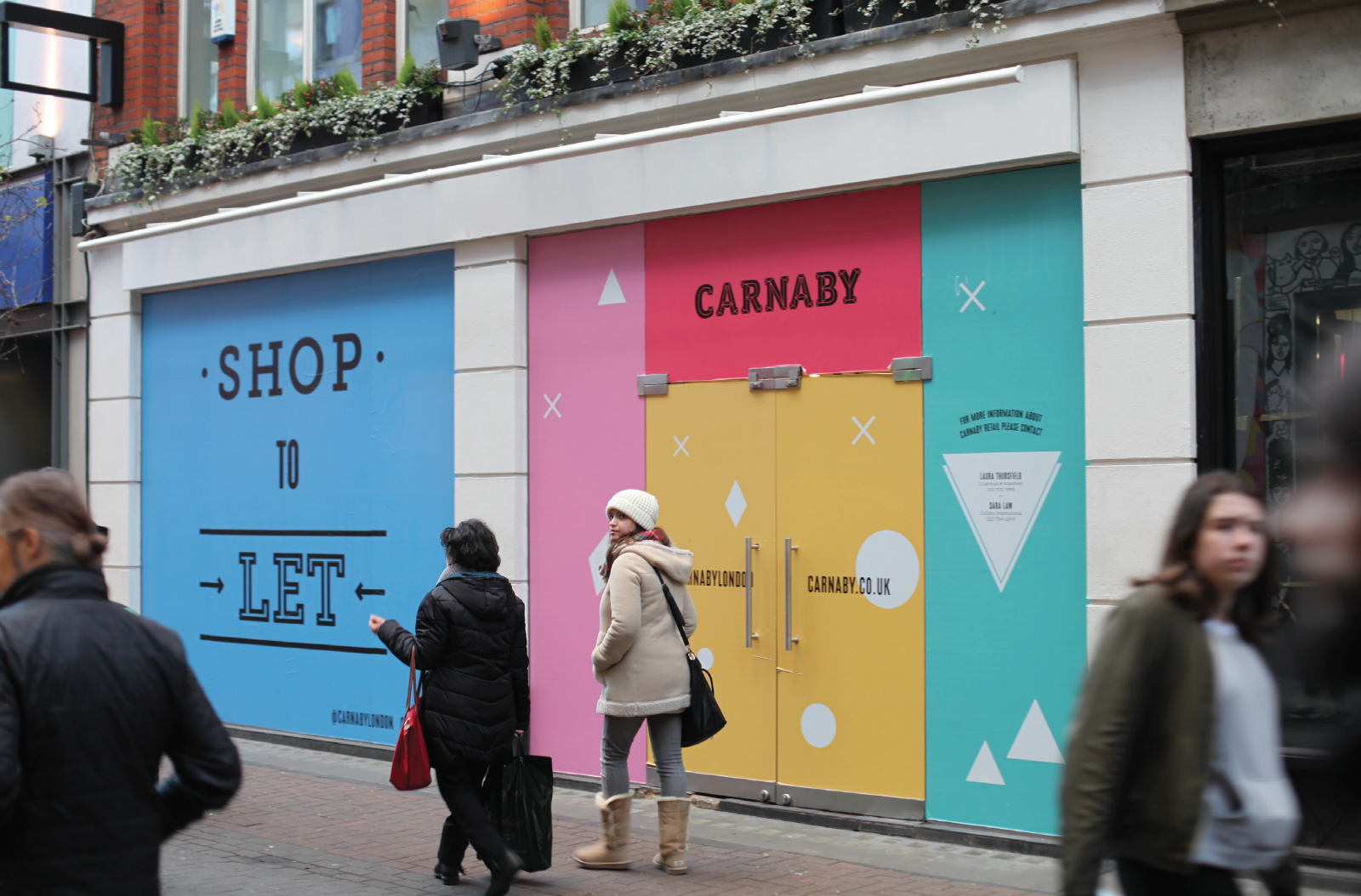 Commercial Property for Rent in Soho - UNDER OFFER, 3 Carnaby Street ... 0b3d51941f7