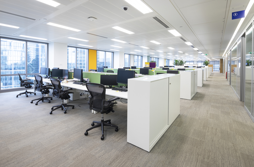 Commercial Property for Rent in Canary Wharf - 40 Bank